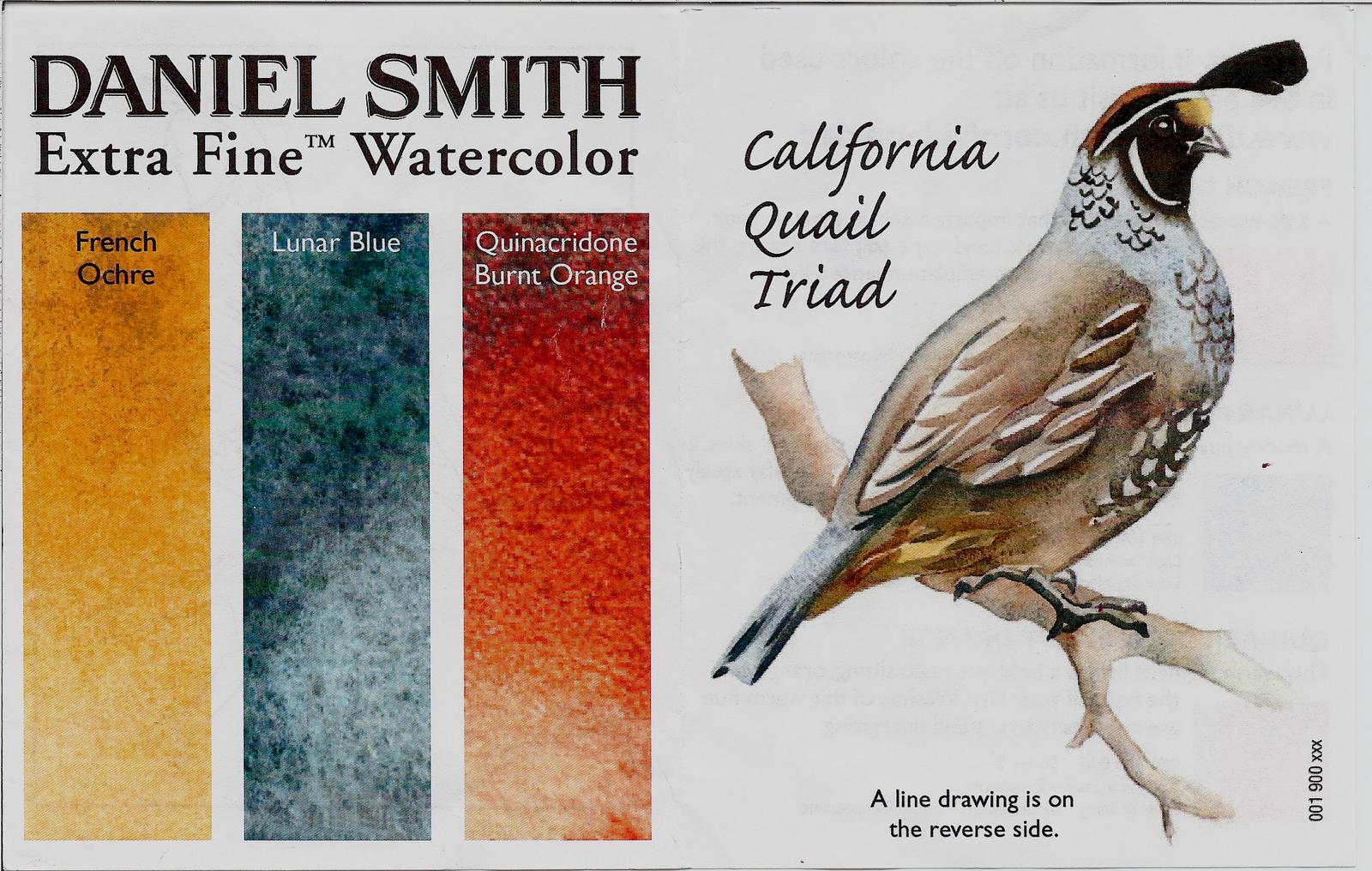 daniel smith watercolor life imitates doodles