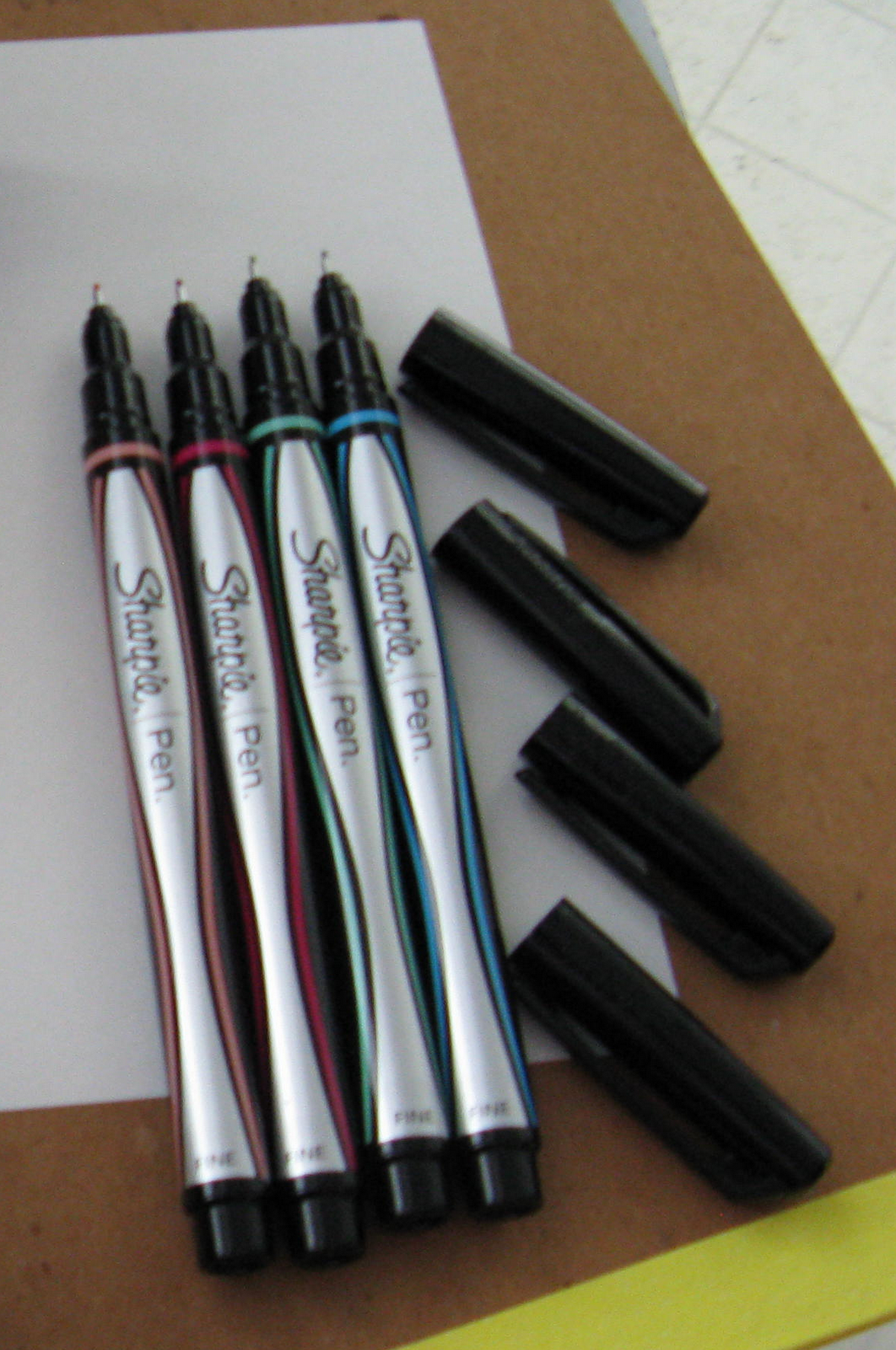 9pcs Micro Line Pens Ultra Fine Point Technical Drawing ... |Fine Point Marker Drawings