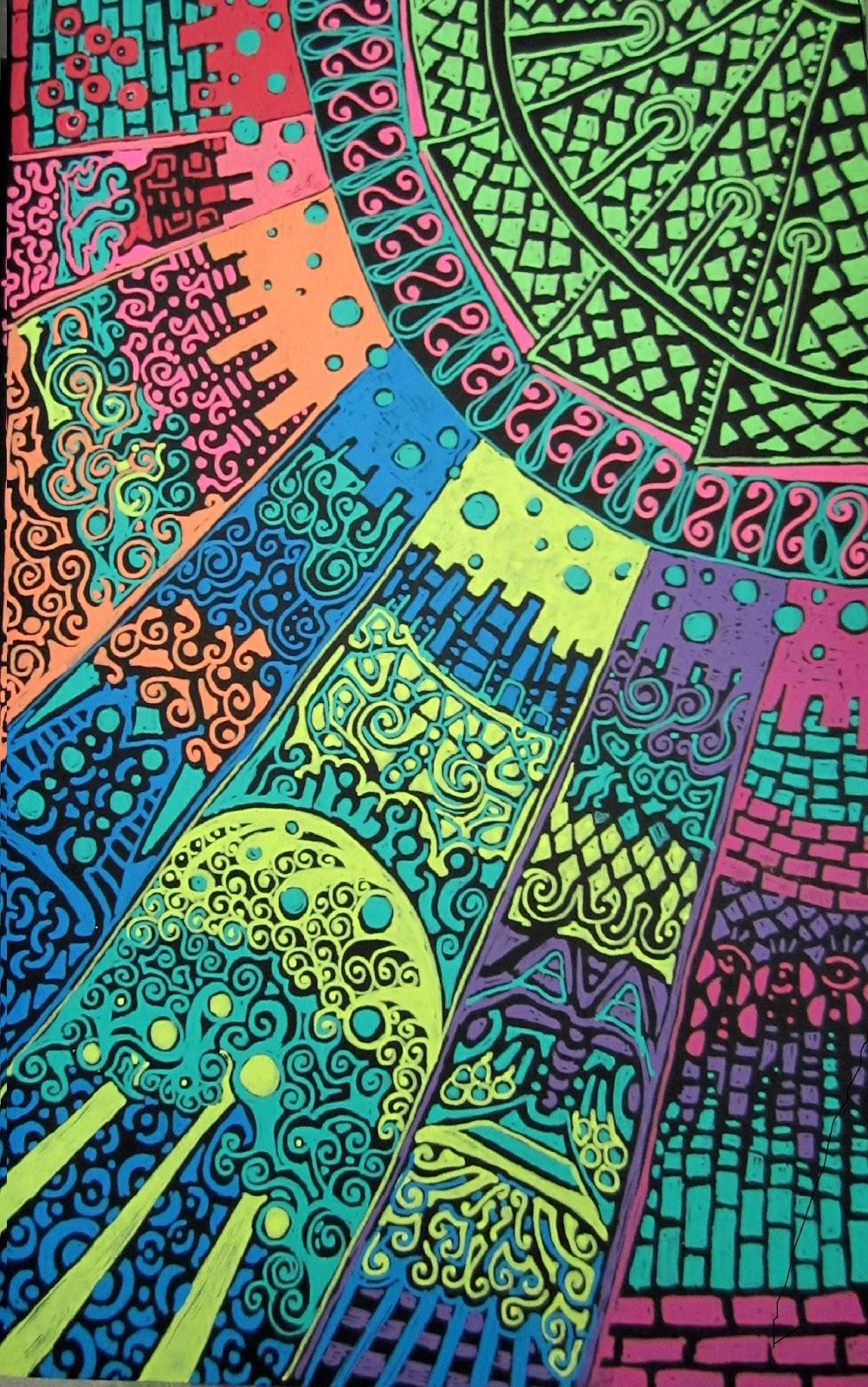 zentangle-inspired art | Life Imitates Doodles | Page 2