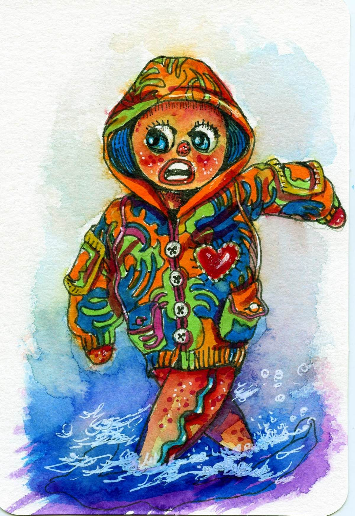 Gingerbread Man HuntingSeason