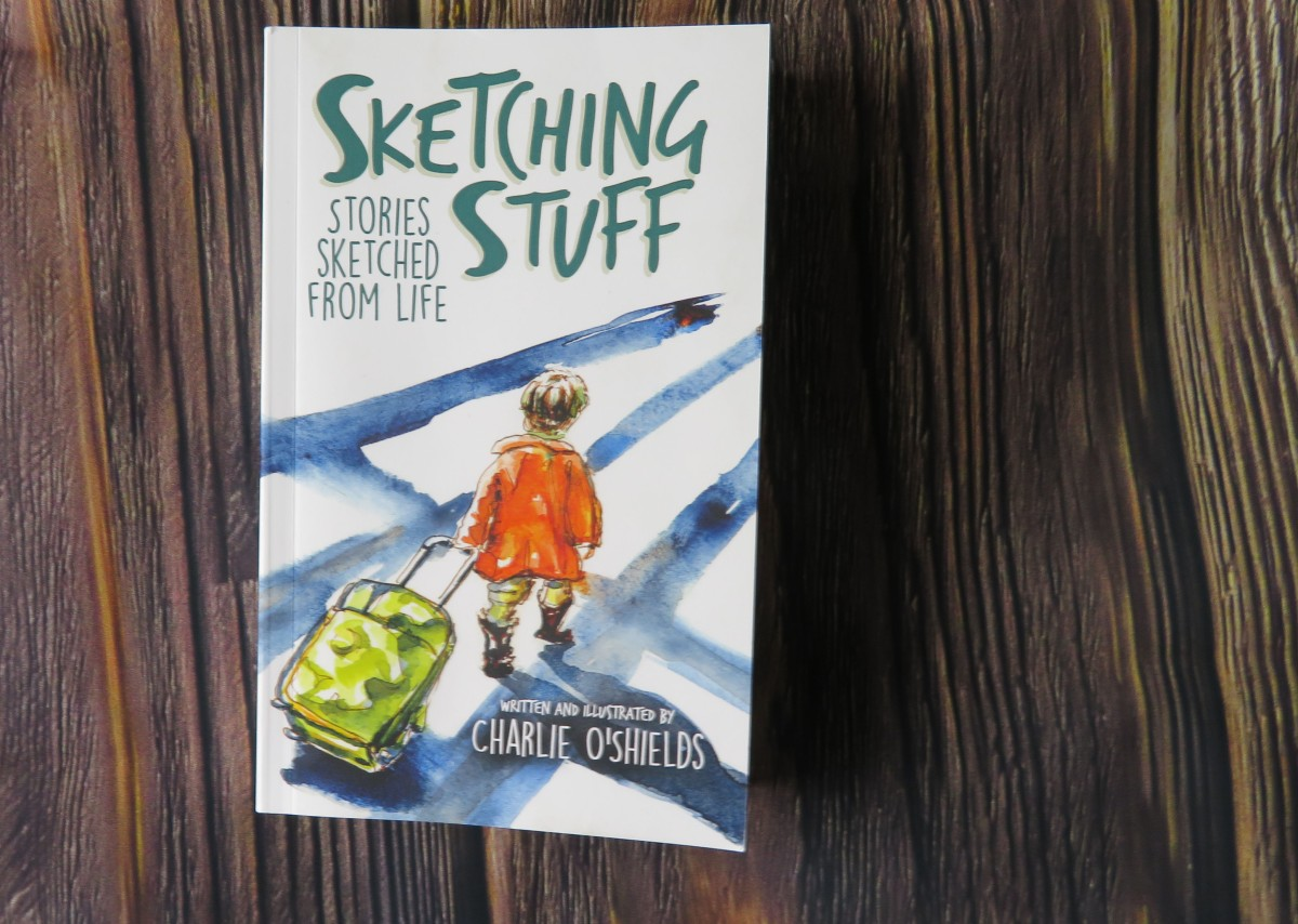 Book Review-'Sketching Stuff: Stories Sketched From Life