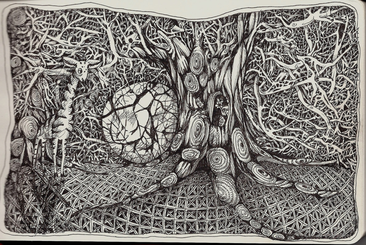 Okapi – older artworkday