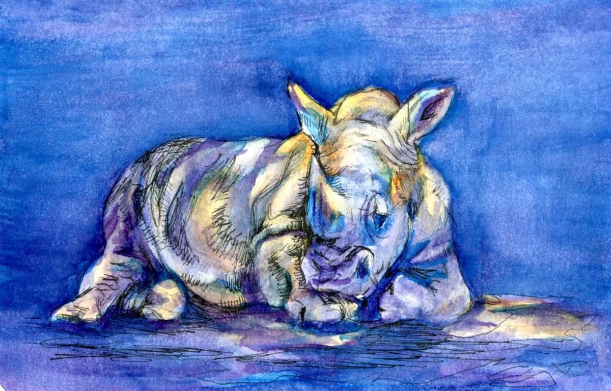 Tutorial – How to Paint aRhino