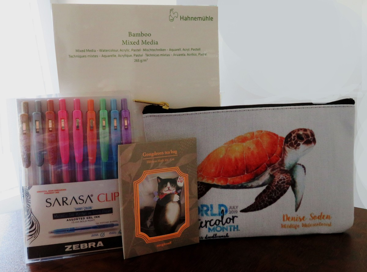 Closed-Life Imitates Doodles Weekly Wednesday Giveaway#28
