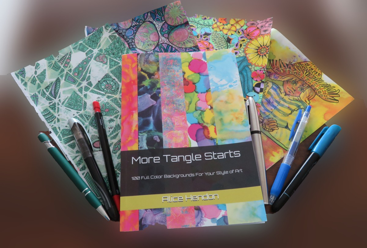 REVIEW: 'More Tangle Starts' by Alice Hendon