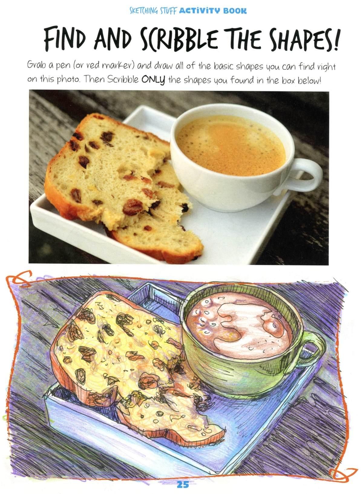 Raisin Bread &Cocoa
