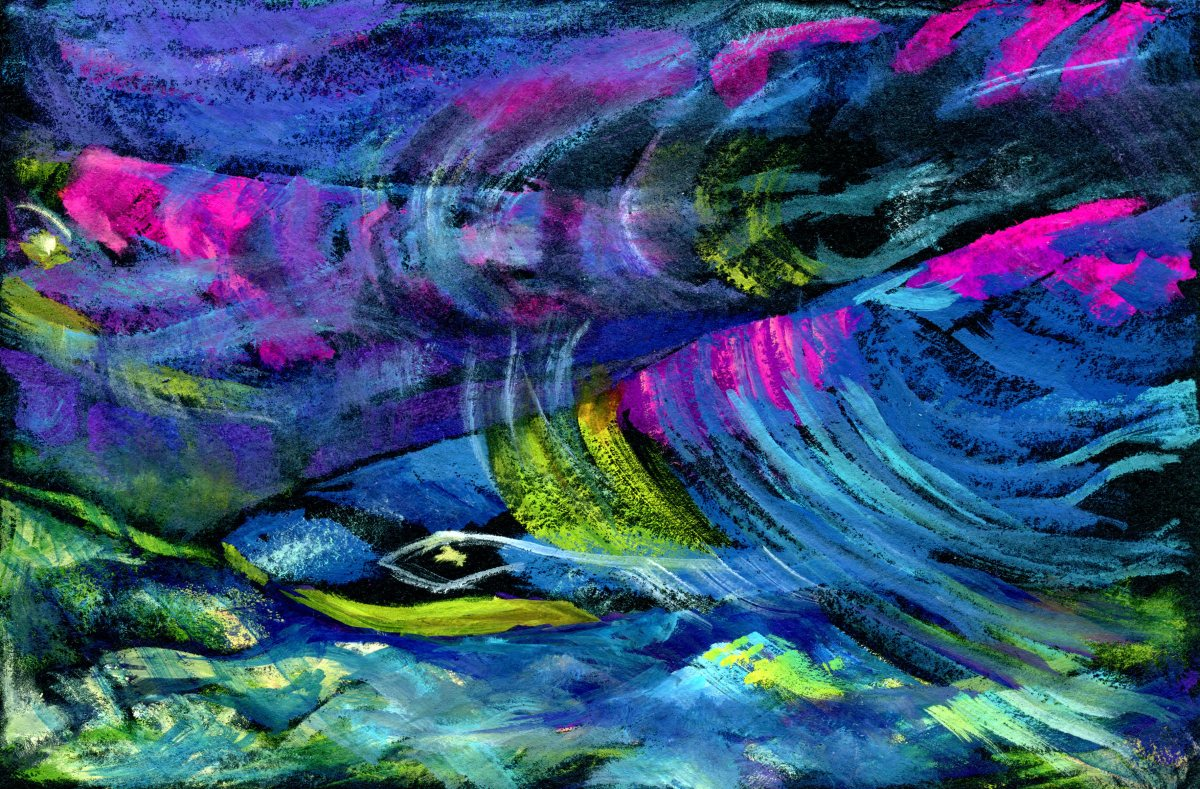 Sockeye Salmon Abstract