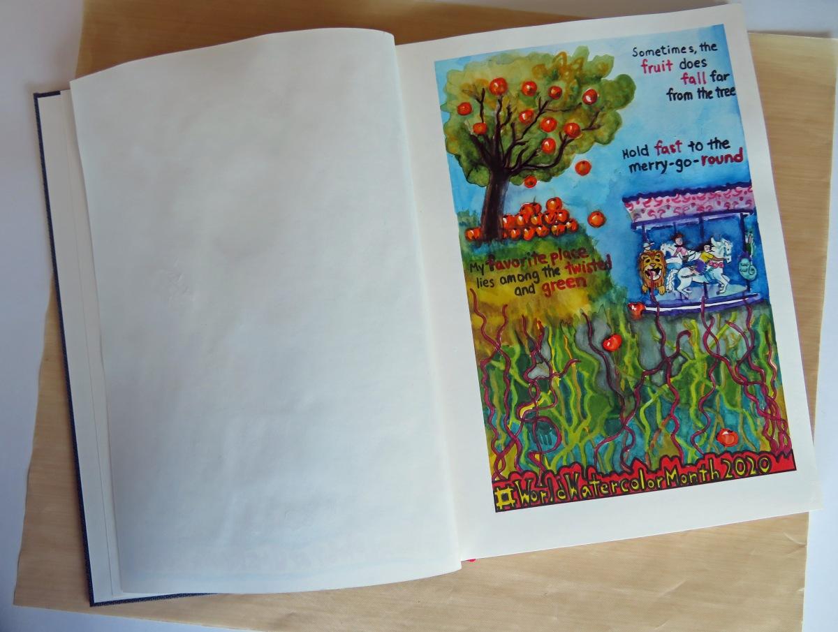 Doodlewash Doodles – July, Week2
